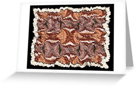 """Cayonland Digital Parchment"" © 2008 Brad Michael Moore by Brad Michael Moore"
