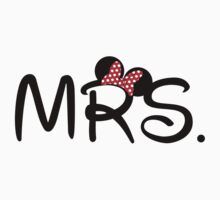Mrs. Mouse Ears Newlywed by sweetsisters