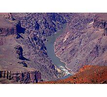 Mighty Colorado River Photographic Print