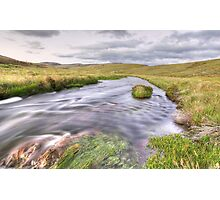 The Snowy River Photographic Print