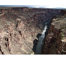 Rio Grande River Photographic Print