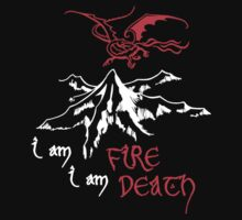 I AM FIRE... I AM DEATH. by Rhaenys