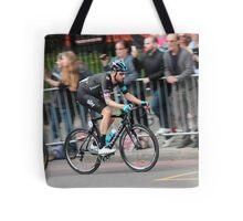 Bradley Wiggins - 2014 Tour of Britain Tote Bag