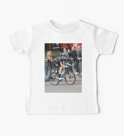 Bradley Wiggins - 2014 Tour of Britain Baby Tee