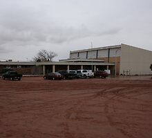 Tuba City community center by coopphoto