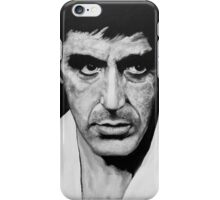 scarface iPhone Case/Skin