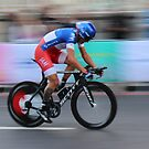 Sylvain Chavanel - Tour of Britain 2014 by MelTho