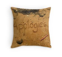 Dearly Belovered Throw Pillow