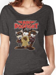 Minidogfight-colors Women's Relaxed Fit T-Shirt