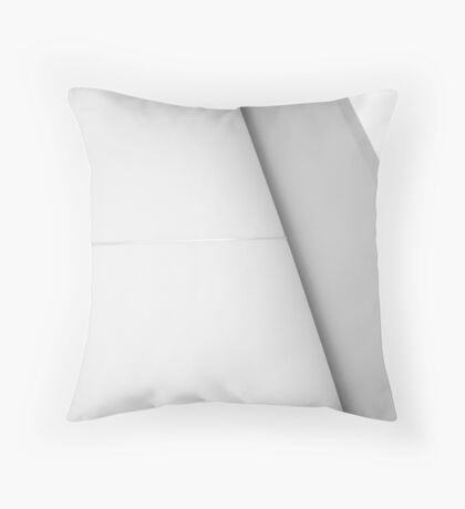 The Out Of Depth. Throw Pillow