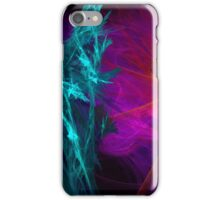 Combined fractals iPhone Case/Skin