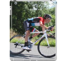 Frank Schleck - Tour de France 2014 iPad Case/Skin