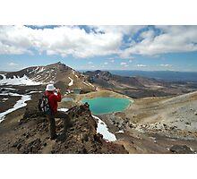 mountaineer Photographic Print