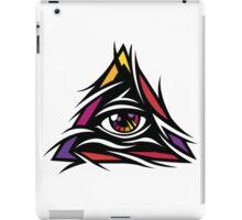 Illuminati Color - Trippy - Simple iPad Case/Skin