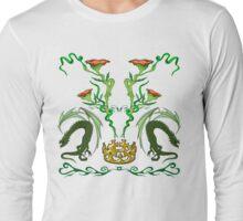 Kings Dragon Crest  Long Sleeve T-Shirt