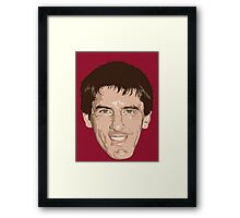 Peter Beardsley Framed Print