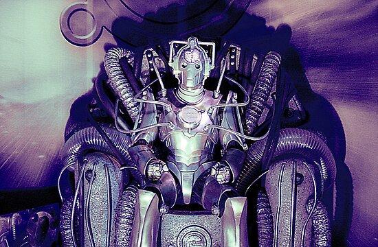 Cyberman by Lee Kerr