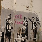 Old Skool - Banksy by Kiwikiwi