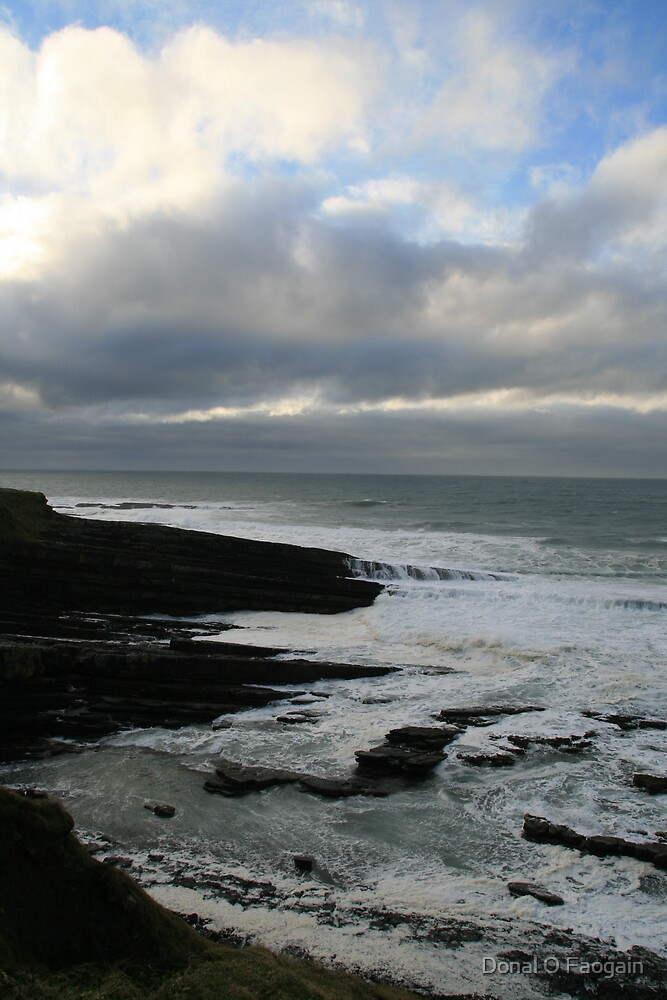 Wild Atlantic  by Donal O Faogain