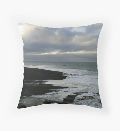 Wild Atlantic  Throw Pillow