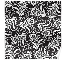 decorative pattern Poster