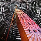 Shot Tower at Night, Melbourne by Mark German