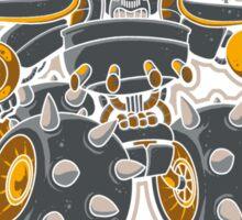 Build Your Boss - Motorball Sticker