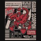 Build Your Boss - Guard Scorpion by Letter-Q