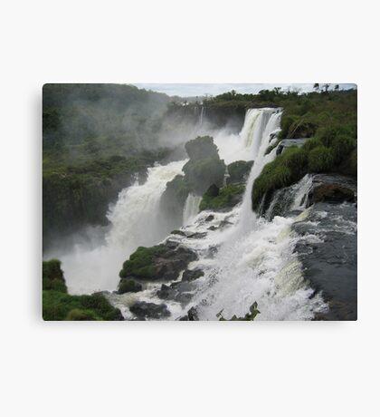 Iguacu - Brazil Canvas Print