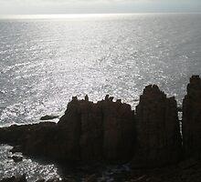Stone ocean by David Martinez