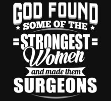 Strongest Surgeons T-shirt by musthavetshirts