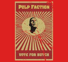 Pulp Faction - Butch Baby Tee