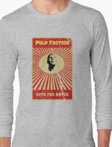 Pulp Faction - Butch Long Sleeve T-Shirt