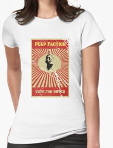 Pulp Faction - Butch Womens Fitted T-Shirt