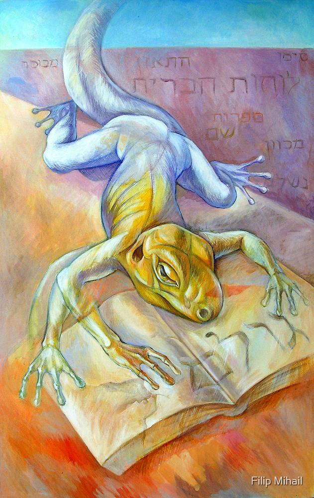 Golem 2 by painterflipper