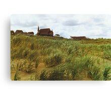 Church Nova Scotia 1981 Canvas Print
