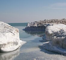 Ice river by Terry1966