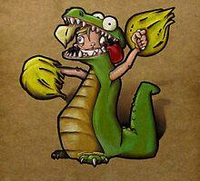Galligator by Allison Bair