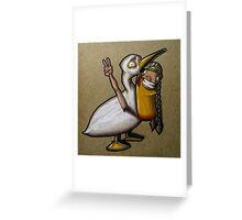 Galican Greeting Card