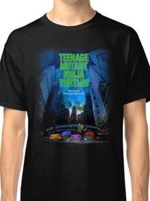 Teenage Mutant Ninja Turtles Classic T-Shirt