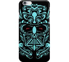 Darth Vader Blue iPhone Case/Skin