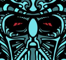 Darth Vader Blue Sticker