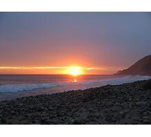 Thornhill Broome Beach, CA Photographic Print