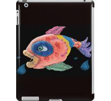 super fish iPad Case/Skin