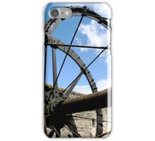 The Mill Wheel iPhone Case/Skin