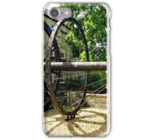 The Old Water Mill Wheel iPhone Case/Skin