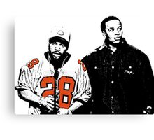 Old School - Reunited Canvas Print