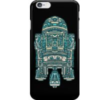 R2D2 Blue Abstract iPhone Case/Skin