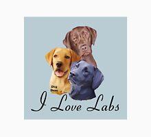 I Love Labs Unisex T-Shirt