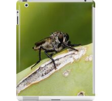 Cactus With Fly iPad Case/Skin